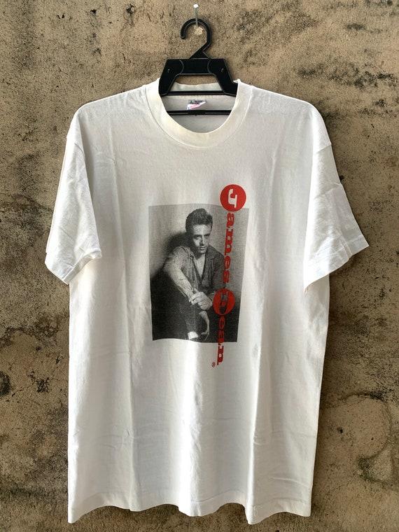 James Dean American Dream 1931-55 Men/'s T Shirt Iconic Hollywood Legend Stars