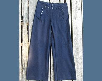 navy cracker jack pants