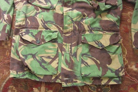 Dschungel Camo Kampf Britischen Wald Mantel Mühsam Mittlere Armee MusterShirtCamouflageKittelJagd FeldjackeBaumwolle Y6gvbf7y