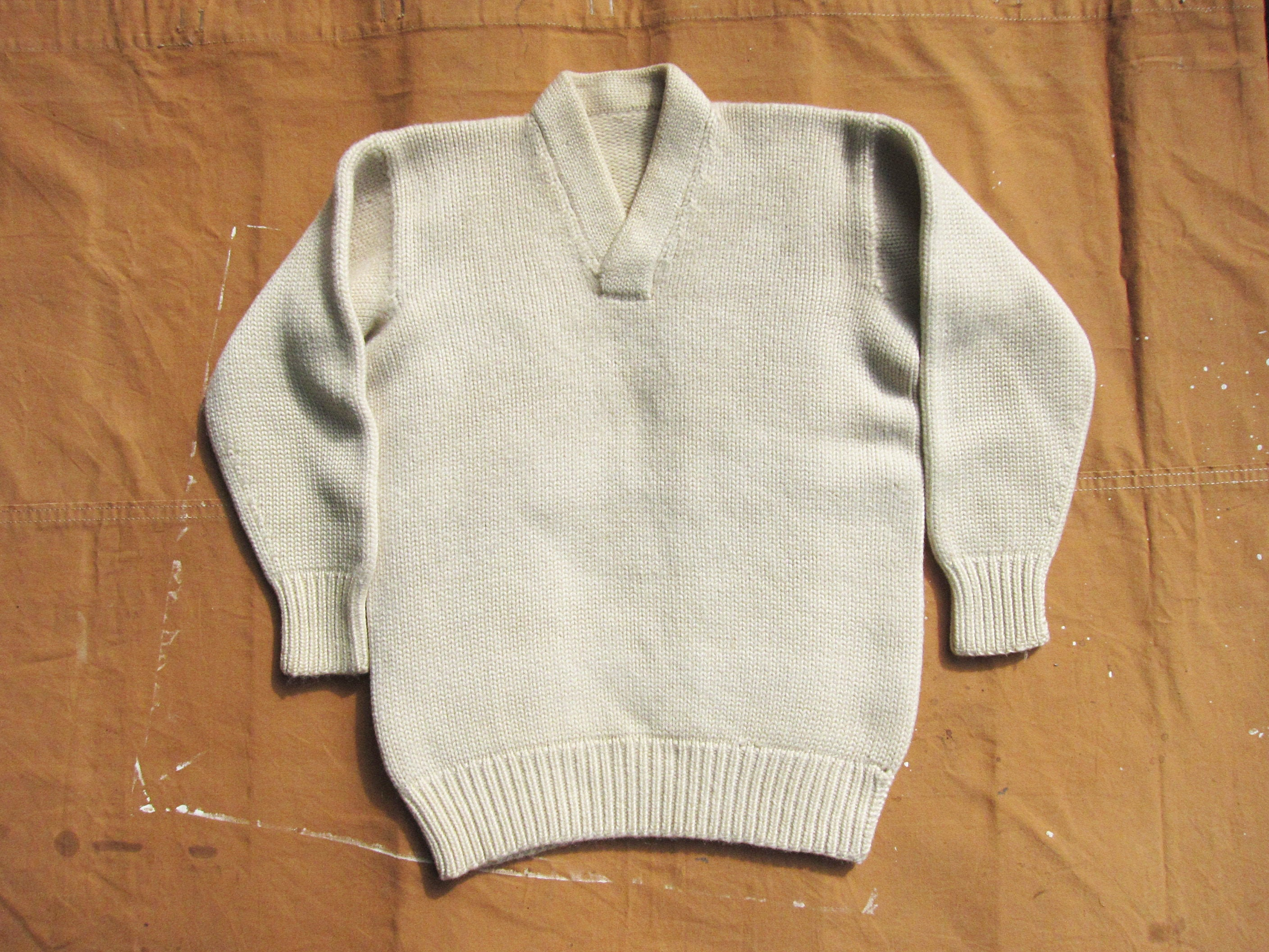 New 1930s Mens Fashion Ties xsSmall 30S Wool Knit Athletic Sweater 1930S, University, Letterman, Varsity, College, Athletic, Pullover Super Thick James Brine $0.00 AT vintagedancer.com