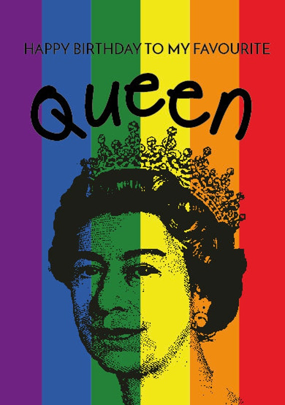 Happy Birthday To My Favourite Queen