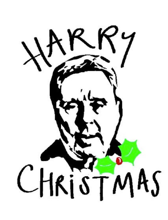 Harry Redknapp christmas Greeting Cards