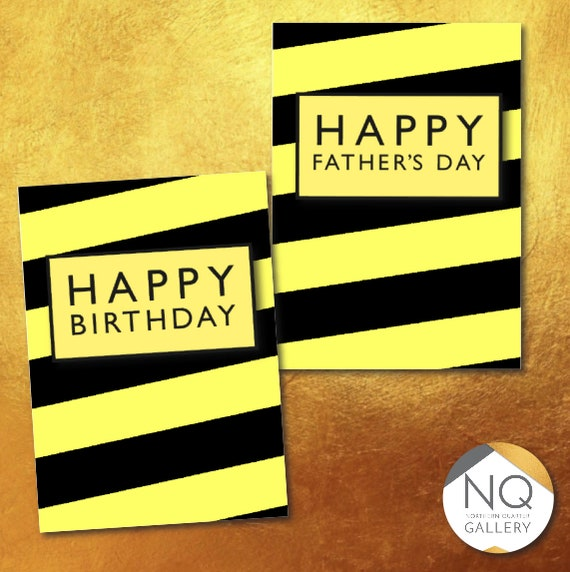 Manchester's Hacienda music scene inspired Father's Day and Birthday greeting card