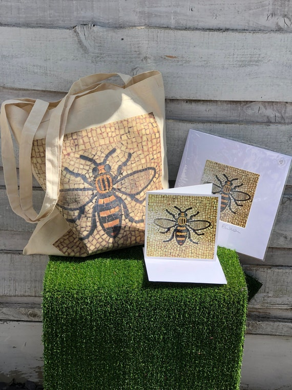 Manchester Mosaic Bee
