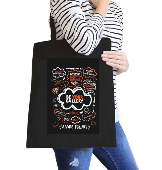 ART TOTE Bags limited edition range