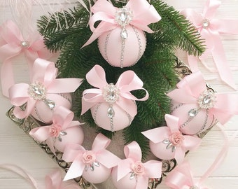 Christmas Ornaments Handmade Etsy