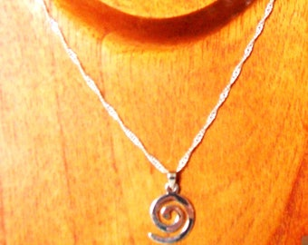 Necklace Sterling Silver 925 or leather, to choose. Necklace Celtic symbols, to choose. Peace symbol necklace. Celtic necklace. Boho Necklace. Jewelry Women