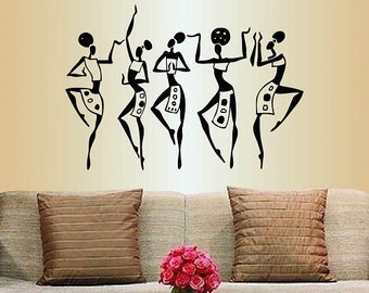 Unique Wall Decal Etsy