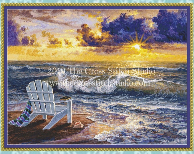Be Still Cross Stitch Pattern