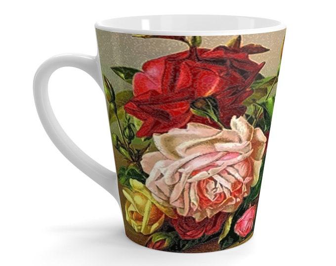 Freshly Picked Roses Coffee Mug