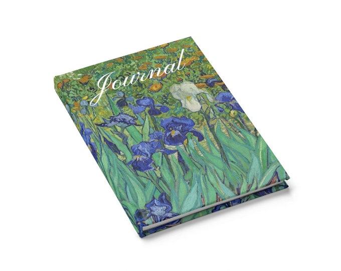 Van Gogh's Irises Journal