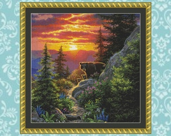 From the Ashes ~ Crop #2 Cross Stitch Pattern