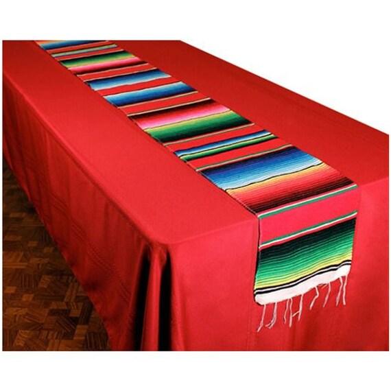 Bon Serape Table Runner Mexican Table Runner For Weddings U0026 | Etsy