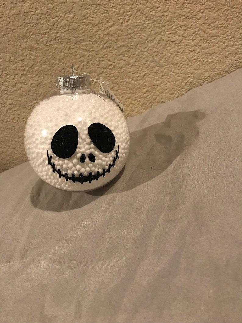 Jack Skeleton christmas ornamentFE Gifts Ornament exchangeCabin Gifts