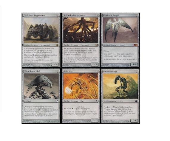 Custom MTG Magic the Gathering Slimefoot Commader 100 Cards EDH Fungus Deck