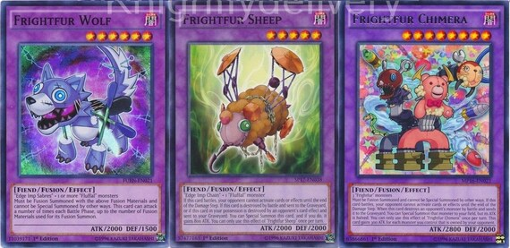 Mint Wolf In Sheep/'s Clothing Near Mint Condition YUGIOH Card