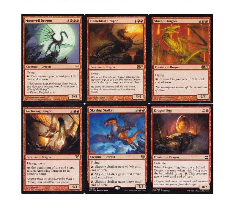 Magic Goblin 60 Cards  MTG Stenchskipper Black Deck NM Boggart Mob