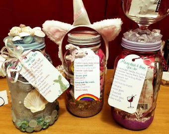Customized jars jars