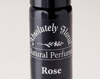 Natural Perfume Rose