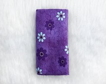 Ready to ship Purple baby girl blanket/receiving blanket/ swaddle blanket/baby girl gift/ baby shower gift/baby girl