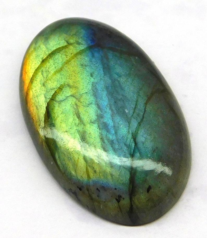 LABRADORITE Cabochon LOT Gemstone Natural Blue /& Green Fire Oval Pear Chusion Fancy Shape Handmade Loose Gemstones