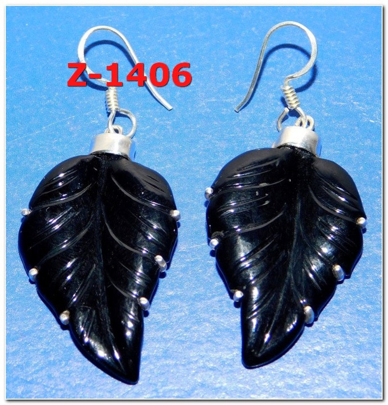 Onyx Black Onyx Green Onyx Gemstone Pendant Handmade 925 Sterling Silver Pendant Natural  Jewelry Vintage Pendant
