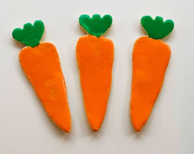 Iced Carrot Dog Treats - GRAIN FREE