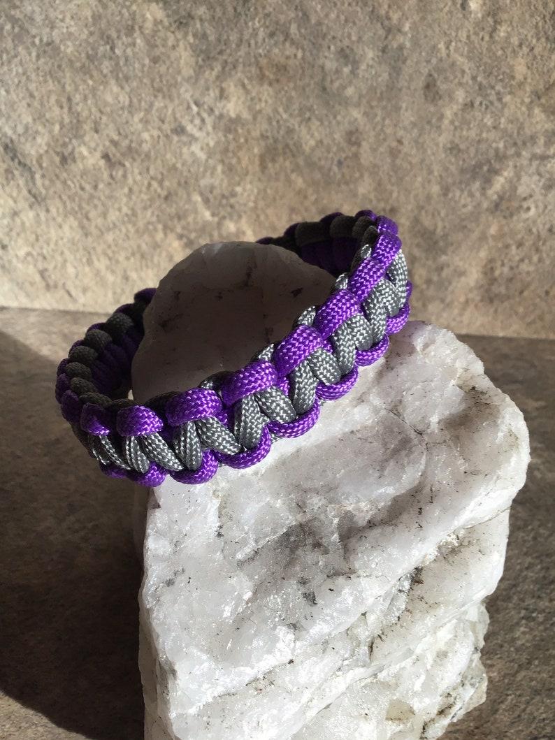 survival bracelet mens jewellery male gift birthday gift. Para cord bracelet cobra design mens bracelet valentines gift