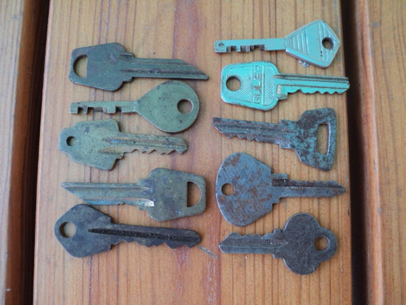 Vintage iron handmade french gate door Furniture hinges pair barn rusty 29.6 OZ