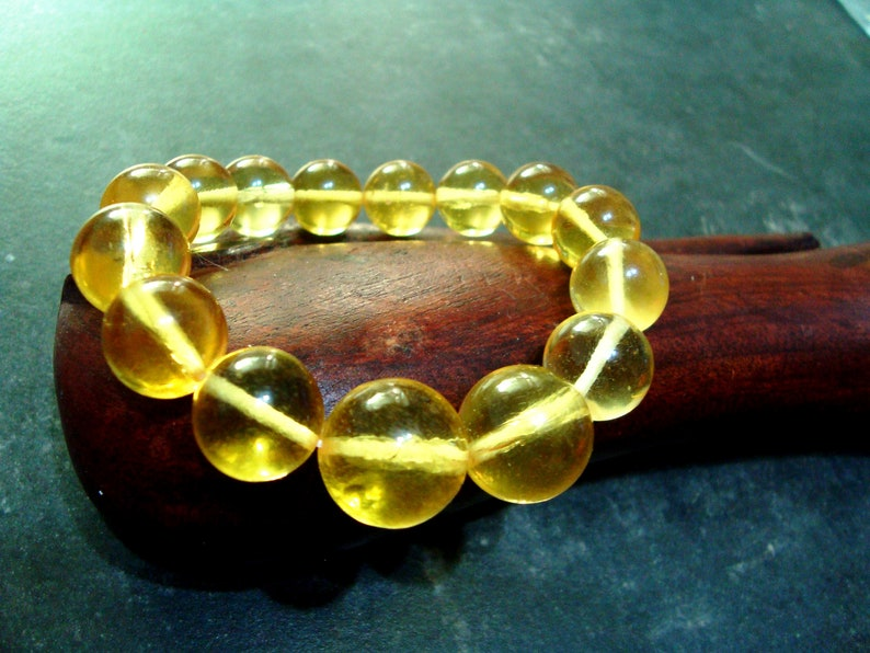 Braslet Amber braslet Baltic amber Amber jewelery Bracelet made of beads Amber beads