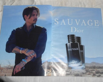 Dior Sauvage Sample Etsy
