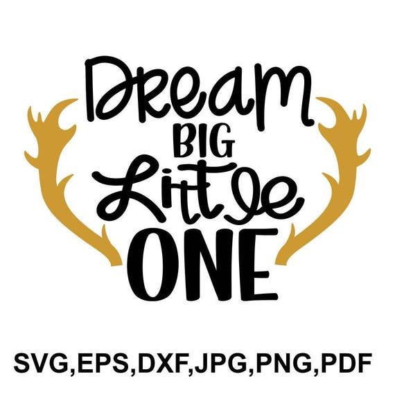 49+ Dream Big – Dxf/Svg/Png/Pdf Cut & Print Files PNG