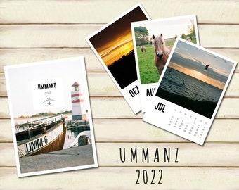 Ummanz - Calendar 2022 (german)