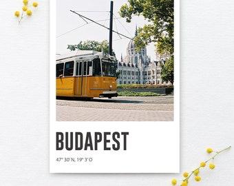 Postcard Budapest
