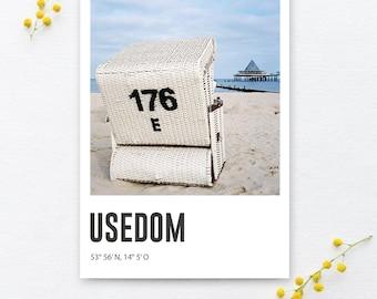 Usedom Postcard
