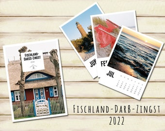Fischland-Darß-Zingst - Calendar 2022 (german)