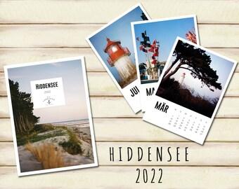 Hiddensee - Calendar 2022 (german)