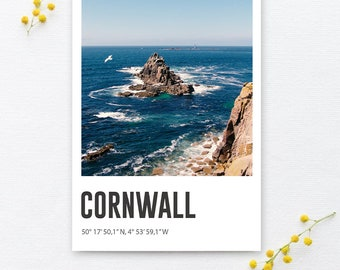 Postcard Cornwall
