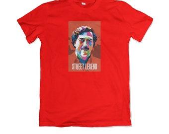 Pablo Escobar T-shirt (Street Legend)