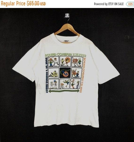 Bande Vintage Shirt s Rare De Taille T Walker Ciel Jun Xl Photo 5HwFn0Bx