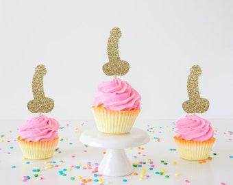 cupcake cu penis
