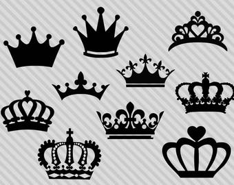 crown clipart etsy rh etsy com crown clipart template crown clipart template