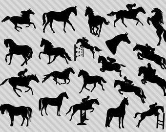 Popular Items For Horse Silhouette