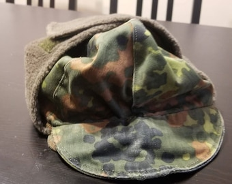 3a692a38fad Flecktarn Winter Cold weather cap