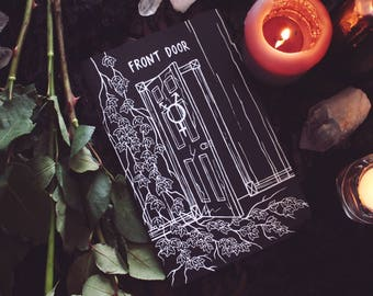 Front Door - ZINE - A Love Letter To Trans & Non-Binary Folx