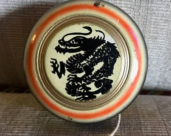 Vintage Japanese 60's Dragon YoYo