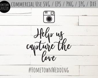 Download Wedding sign svg | Etsy