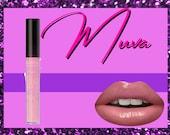 Muva Vegan Pink Lipgloss
