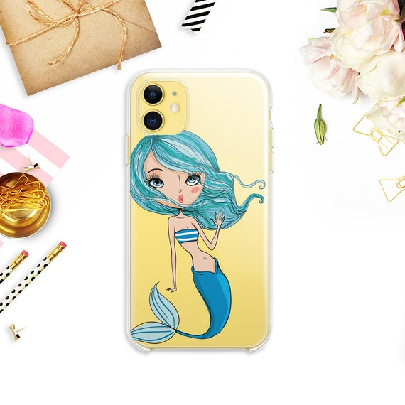 Mermaid Hair iPhone 11 case