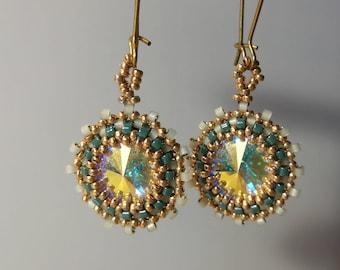 Rivoli earrings